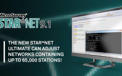 STAR*NET 9.1 Upgrade Tour