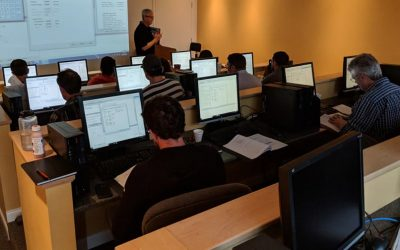 Successful Training Week for Microsurvey CAD and StarNET in Kelowna BC