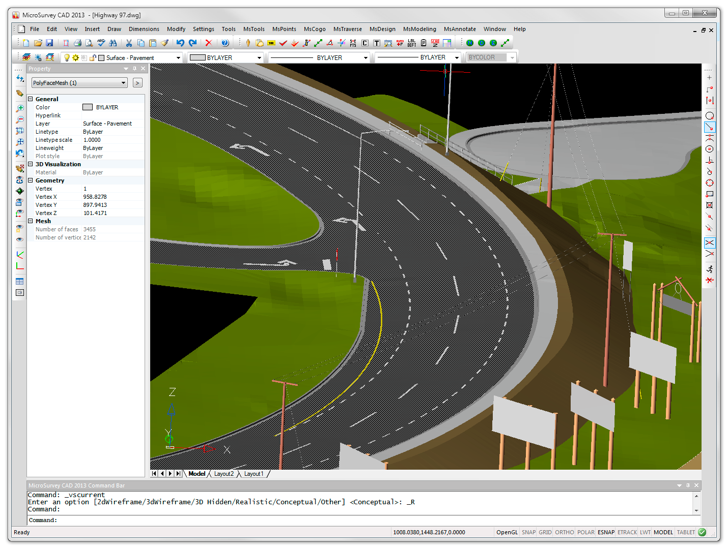 MicroSurvey CAD Features | MicroSurvey Software
