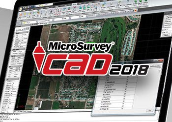 MicroSurvey CAD 2018 Service Pack Released