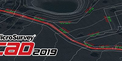 MicroSurvey CAD 2019 Released