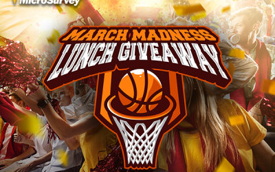 MicroSurvey's March Madness Lunch Giveaway!