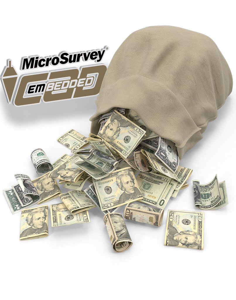 emCad Money bag