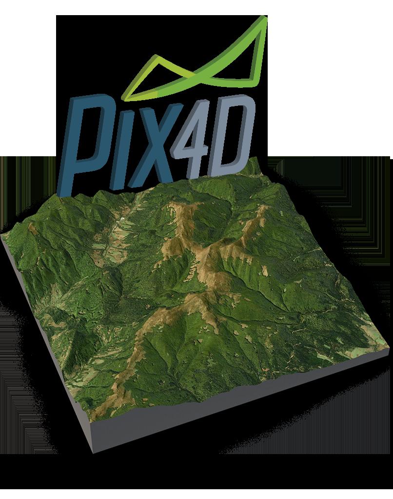 pix4d 3d