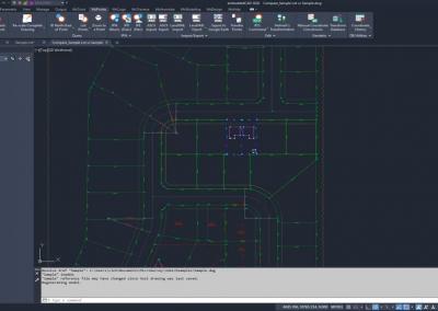 EMCAD Screenshot 3