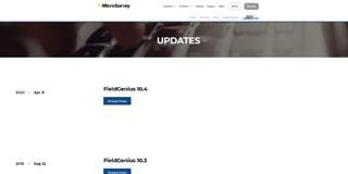 FieldGenius Updates